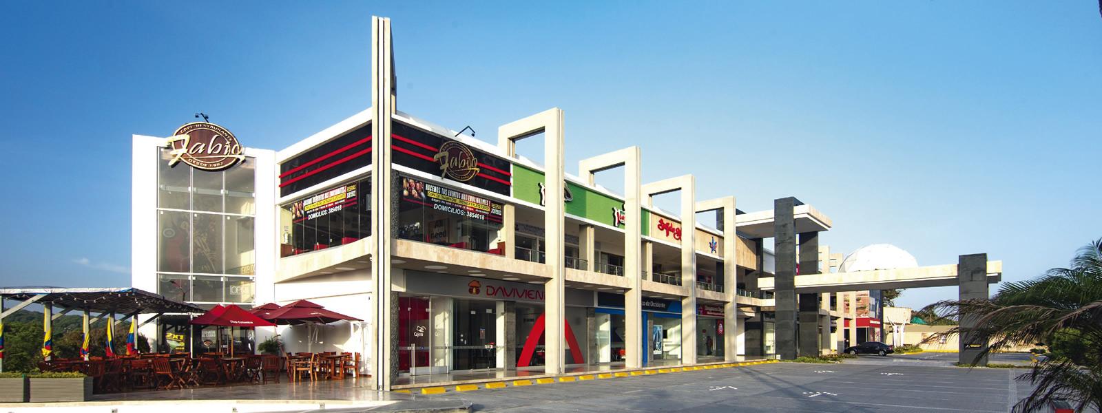 Centro Comercial Lechamp